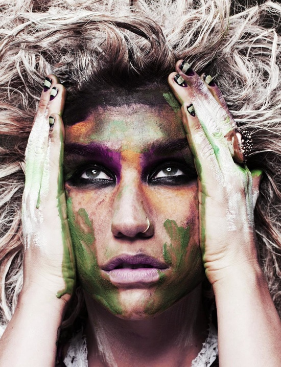 Kesha - Interview April 2010