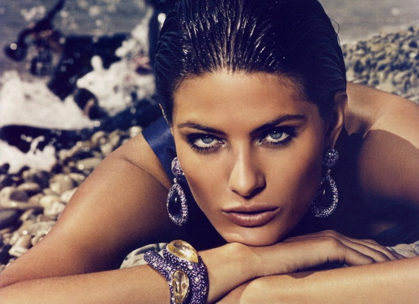 Isabeli Fontana для Vogue Paris