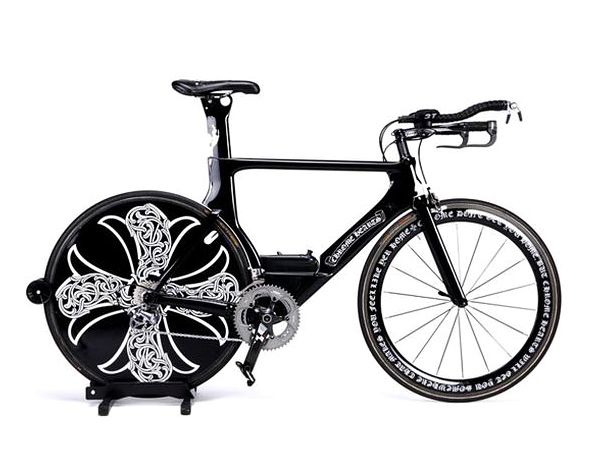 Велосипед Chrome Hearts x Cervelo Bike