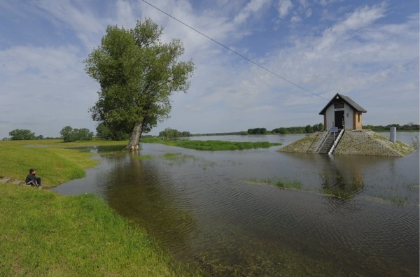 Water Level Station - German Polish Border