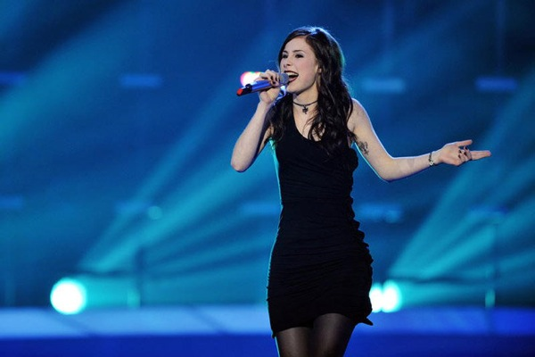 Lena Meyer-Landrut from Germany wins Eurovision Song Contest 2010 in Oslo