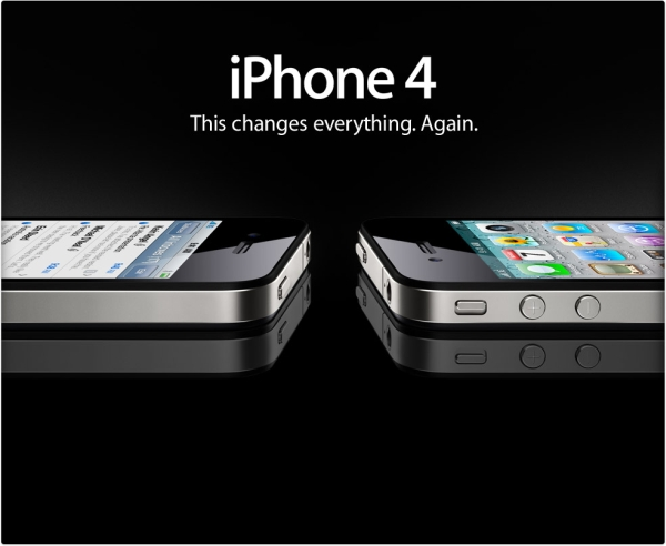 iPhone 4 is Smarter, Better, Faster