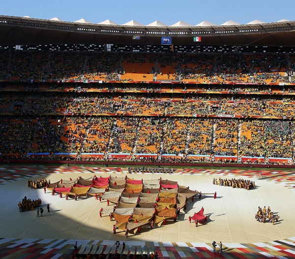 World Cup 2010 in South Africa Opening Ceremony