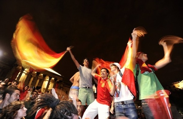 Spain - World Cup 2010 Champion