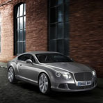 Суперкар Bentley Continental GT 2011