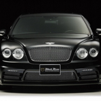 Bentley Continental Flying Spur Black Bison