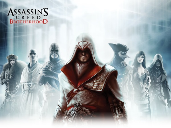 Assassins Creed: Brotherhood Правосудие в капюшоне