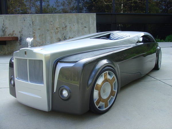 Концепт Rolls-Royce Apparition