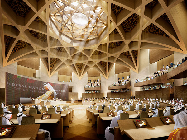New-United-Arab-Emirates-Parliament-Building-Complex-by-Ehrlich-Architects-01.jpg
