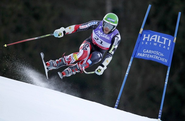 Ski World Championship in Garmisch-Partenkirchen