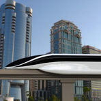 Концепт поезда  «EOL Maglev Train»