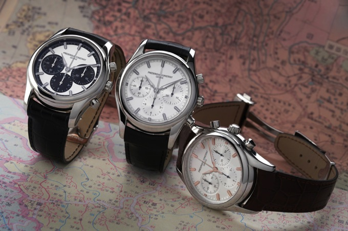 Frederique Constant Vintage Racing Chronograph Collection
