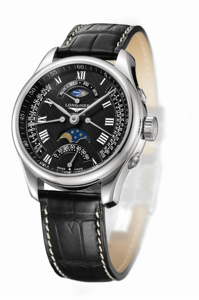 Longines Master Collection Retrograde Moonphases