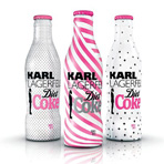 Реклама Karl Lagerfeld Diet Coke