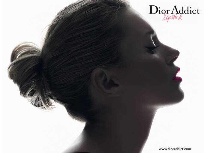 Kate Moss Dior Addict Summer 2011 Ad Campaign.