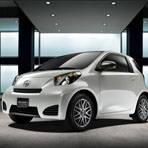 Scion iQ выйдет в 2012