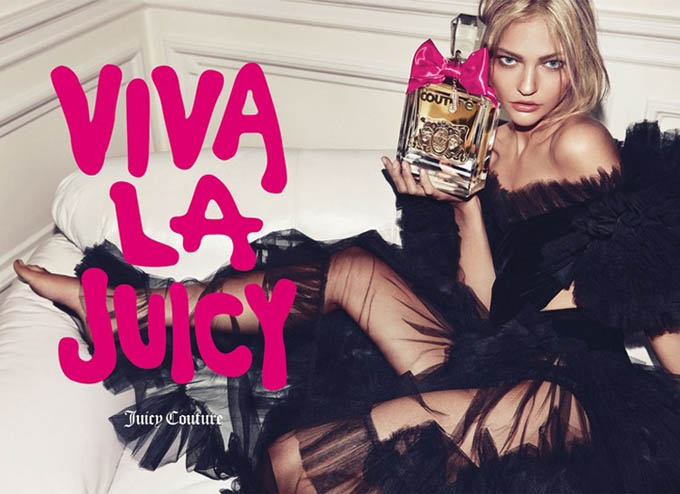 Juicy Couture VIVA LA JUICY Fragrance Ad - Sasha Pivovarova 02.jpg