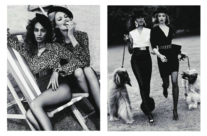 French Connection в Vogue Paris