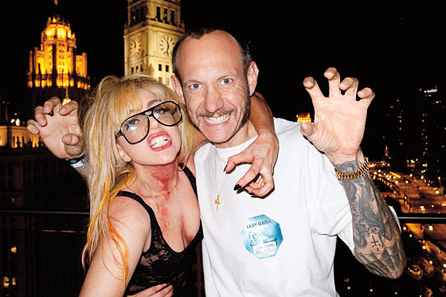 Превью книги LADY GAGA x TERRY RICHARDSON