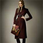 Лукбук Burberry Prorsum pre-autumn / fall 2012
