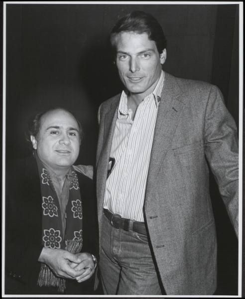 Danny DeVito and Christopher Reeves.jpg