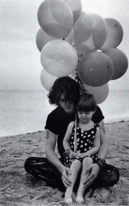 Johnny Depp and his niece Megan.jpg