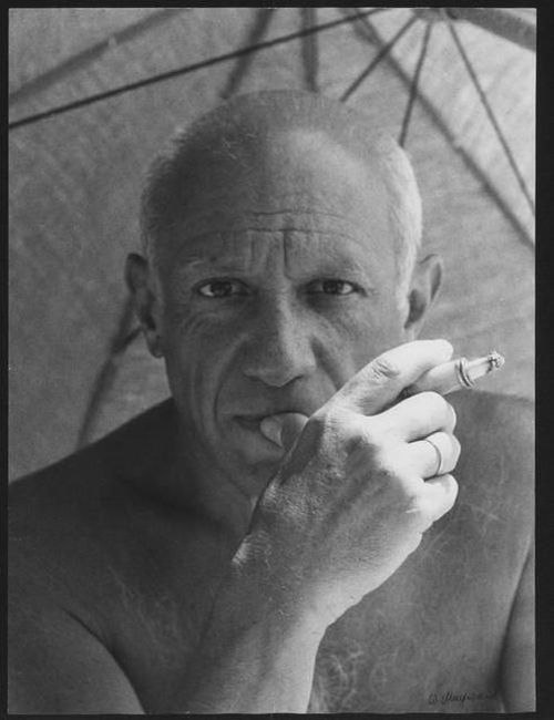 Pablo Picasso is smoke.jpg