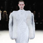 Paris Fashion Week: Mugler осень 2012