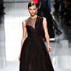 Paris Fashion Week: Christian Dior осень 2012