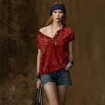 Лукбук Ralph Lauren Denim & Supply весна-лето 2012