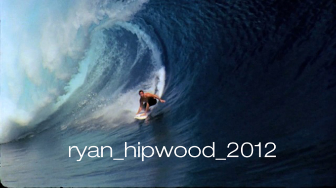 Ryan Hipwood 2012