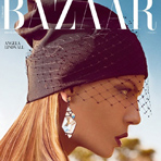 Анджела Линдволл в Harper's Bazaar Turkey