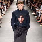 Paris Fashion Week: Givenchy весна-лето 2013