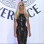 Paris Haute Couture Fashion Week: Versace Осень-зима 2012-2013