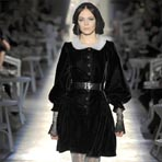 Paris Haute Couture Fashion Week: Chanel осень 2012 Couture