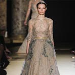 Paris Haute Couture: Elie Saab Fall 2012 Couture