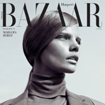 Марло Хорст в Harper's Bazaar Turkey
