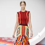 London fashion week: Peter Pilotto весна-лето 2013