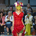 London Fashion week: Vivienne Westwood Red Label весна-лето 2013