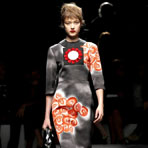 Milan Fashion Week: Prada весна-лето 2013