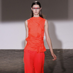 Paris Fashion Week: Cedric Charlier весна-лето 2013