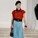 Paris fashion week: Ralph Lauren весна-лето 2013