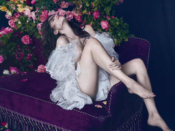 Laetitia Casta by Sean & Seng (Lo Sguardo - Flair _2 November 2012).jpg