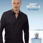 Реклама аромата David Beckham The Essence