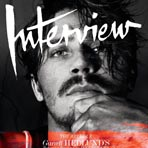 Гарретт Хедлунд в Interview