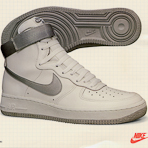 Nike Air Force 1 исполняется 30 лет