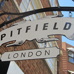 Кафе Pitfield в Лондоне