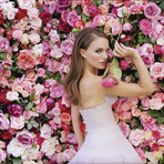 Натали Портман в рекламе Miss Dior La vie en rose