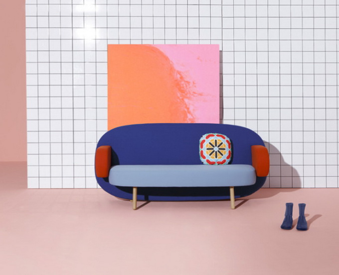 Диван Float Sancal