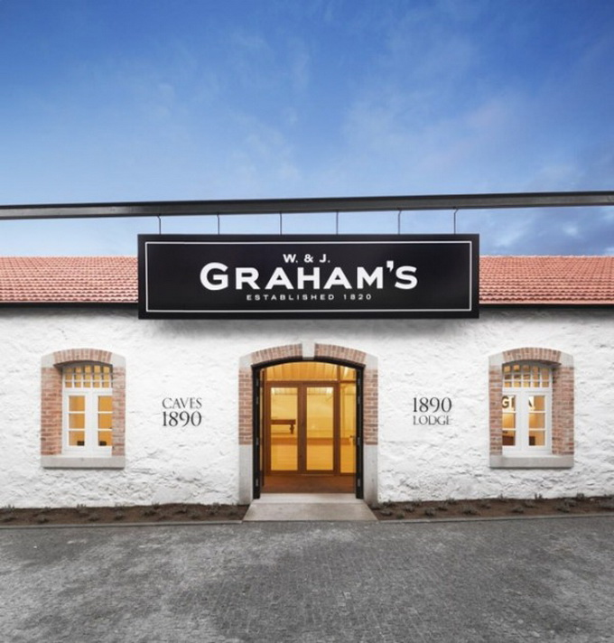 Graham Port Lodge в Португалии